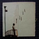Heimat / Leporello mit Collage